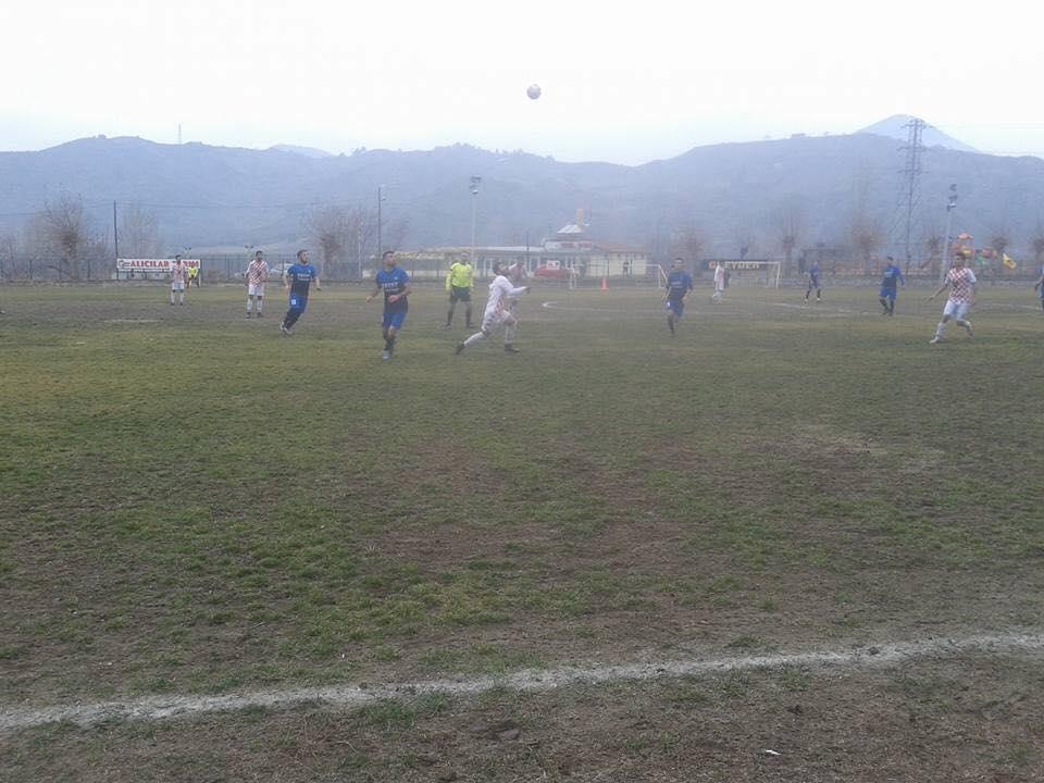İskilip Gücüspor : 0 - Sungurlu Beldiyespor : 1 | Sungurlu Haber