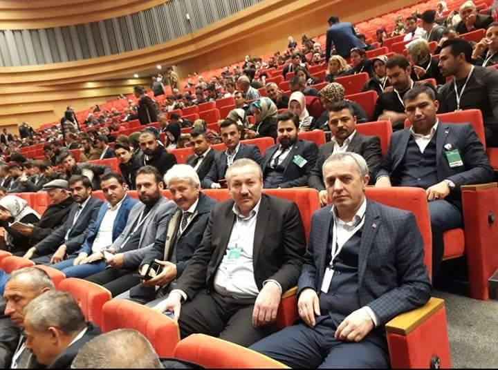 Ak Parti İlçe Başkanı İlyas Özkan, Gençlik Kolları Başkanı Ramazan Sarıtepeci ve yönetim kurulu üyeleri Dünya İnsan Hakları Günü etkinliğine katıldılar. | Sungurlu Haber