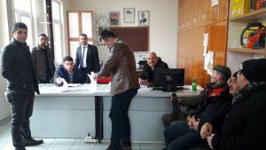 Salman Tarım Kredi Kooperatifi Genel Kurul seçimi yapıldı. Sezgin Karaoğlu yeniden seçilerek güven tazeledi. | Sungurlu Haber