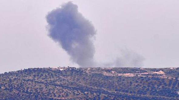 Cinderes bölgesinde TSK ve ÖSO unsurlarıyla teröristler arasında çatışma çıktı. | Sungurlu Haber