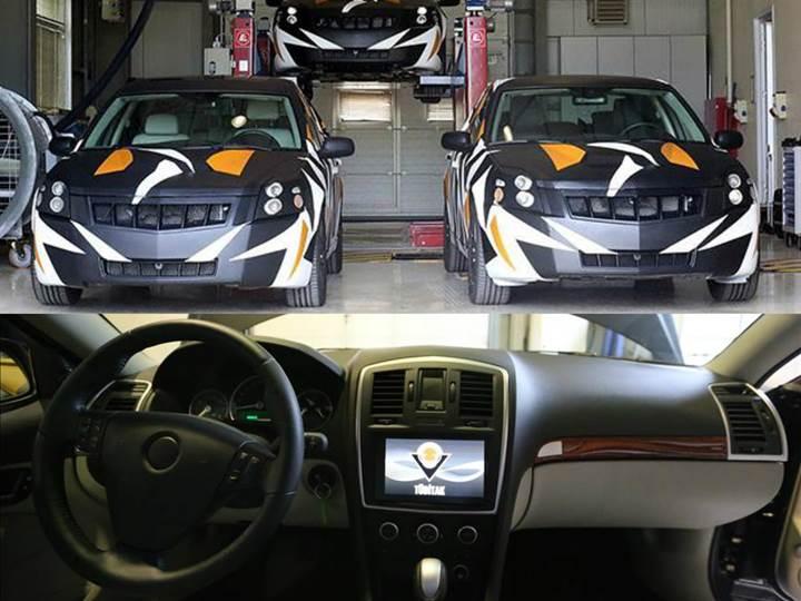 Anadolu, BMC, Kıraça, Turkcell ve Zorlu'nun yerli otomobil için oluşturduğu grup, çalışmaların son hızla devam ettiğini belirterek 3 farklı elektrikli otomobil örneği yapacaklarını duyurdu. | Sungurlu Haber
