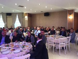 60 Dernek temsilcisiyle kahvaltıda buluştu. Birlik ve Beraberlik mesajı verdi. | Sungurlu Haber