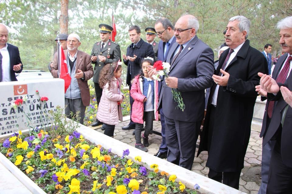 Çanakkale Zaferi'nin 103. yıldönümü ve 18 Mart Çanakkale Şehitlerini Anma Günü etkinlikleri düzenlendi. | Sungurlu Haber