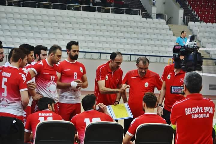 Sungurlu Belediyespor : 3 - Diyarbakır Turkuaz : 0 | Sungurlu Haber