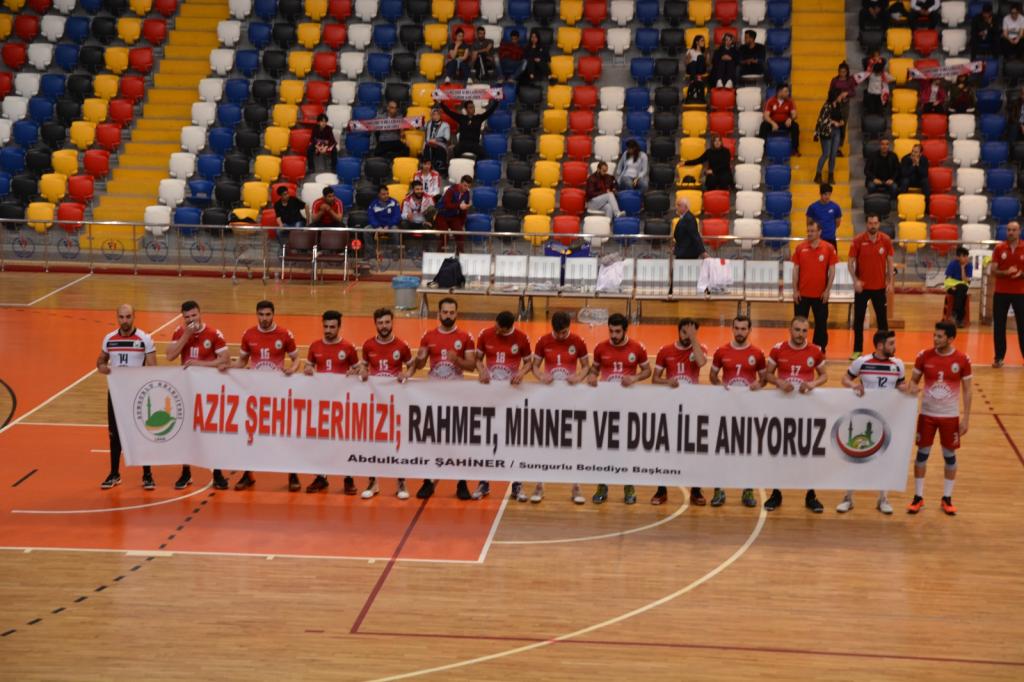Sungurlu Belediyespor : 0 - Sorgun Belediyespor : 3 | Sungurlu Haber