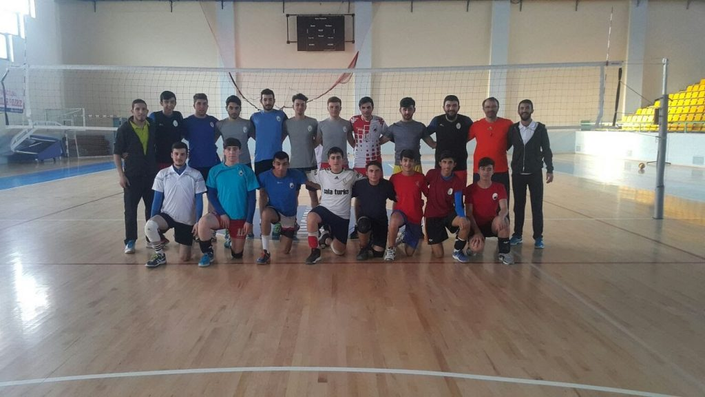 Genç Voleybolcular Yozgat'ta | Sungurlu Haber