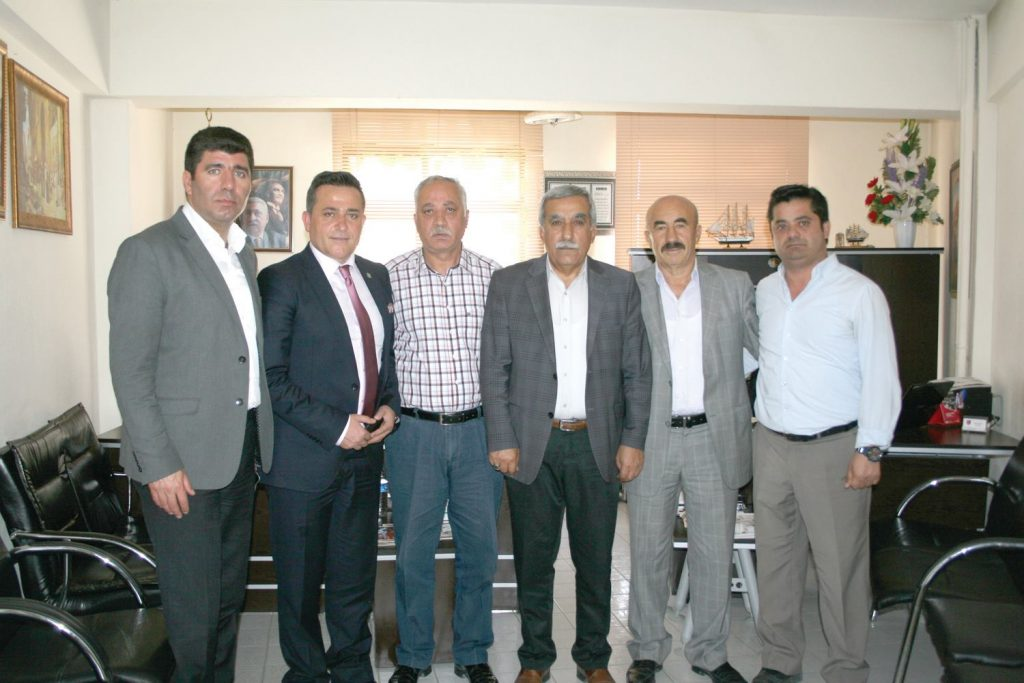 İYİ Parti Çorum Milletvekili Adayı Abdullah Karaman seçim çalışmalarını aralıksız sürdürüyor. | Sungurlu Haber