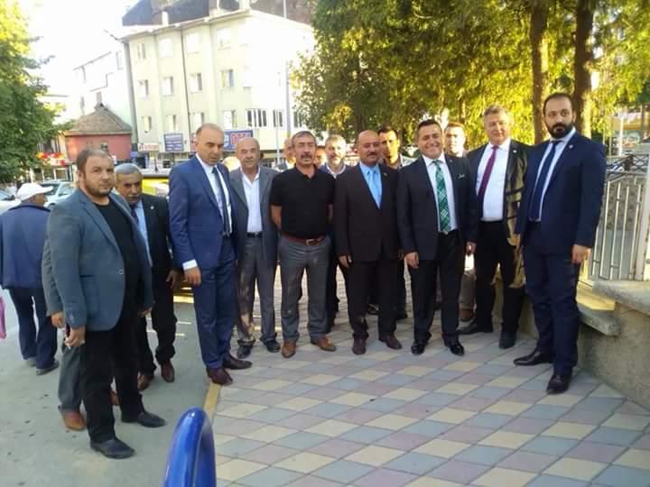 İYİ Parti'den İskilip'e Çıkarma | Sungurlu Haber