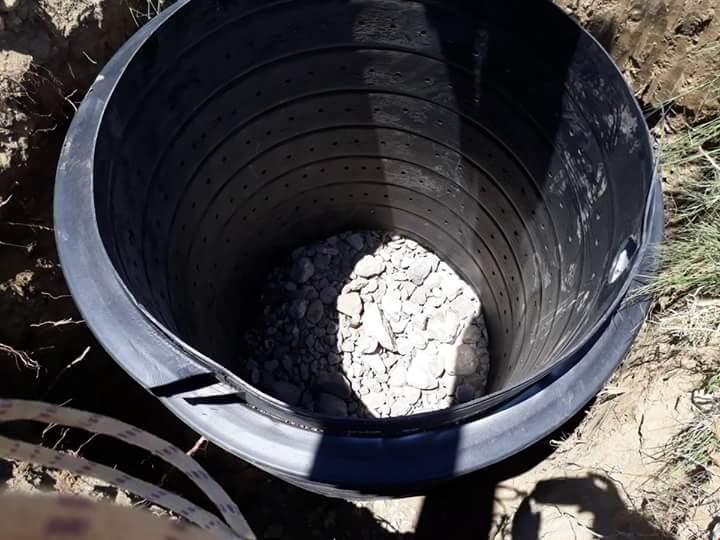 Sungurlu'ya bağlı Arabaçayı, Çavuş, Kertme ve Hacıosman Köylerine bireysel foseptik tesisi yapıldığı bildirildi. | Sungurlu Haber