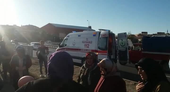 Otomobilin Çarptığı Yaya Ağır Yaralandı » Sungurlu Haber