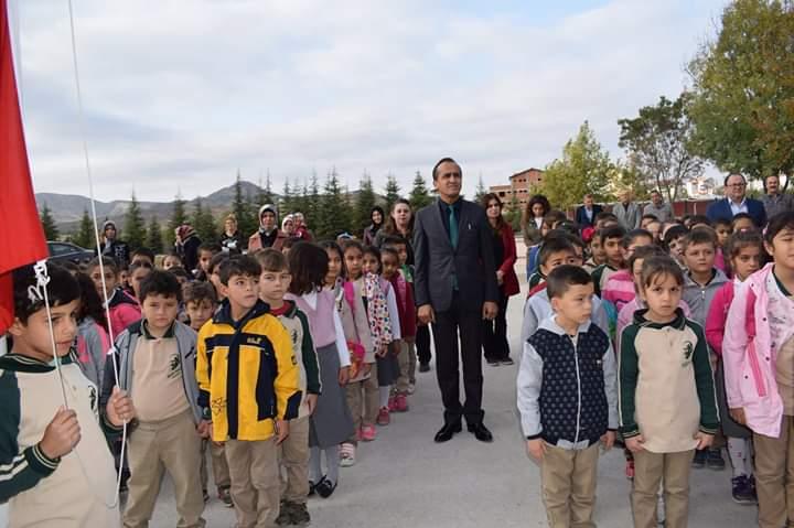 Sungurlu İlçe Milli Eğitim Müdürü Mustafa Eryiğit, Mustafa Kemal İlkokulu'nu ziyaret etti. | Sungurlu Haber