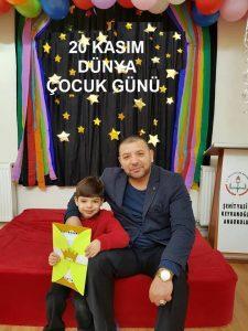 MHP Sungurlu İlçe Başkanı Yasin Şahin 20 Kasım Çocuk Hakları Günü nedeniyle bir mesaj yayınladı. | Sungurlu Haber
