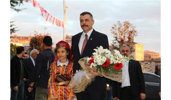 Çorum Valisi Mustafa Çiftçi Göreve Başladı » Sungurlu Haber