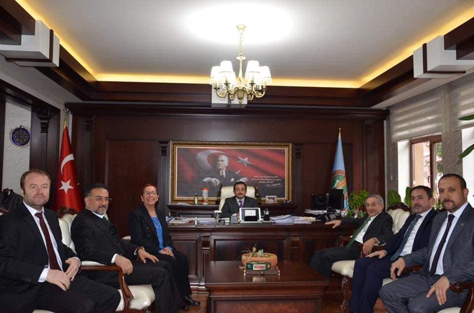 Hemşehrimiz Ali Osman Kıyak TIGEM Genel Müdür yardımcılığı görevine atandı. | Sungurlu Haber