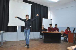 Hitit Üniversitesi Sungurlu Meslek Yüksekokulu tarafından Engelli farkındalık programı düzenlendi. | Sungurlu Haber
