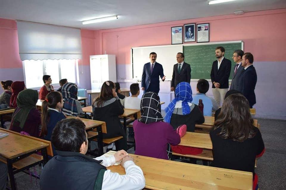 Sungurlu'da 8 bin 633 Öğrenci Karne Aldı » Sungurlu Haber