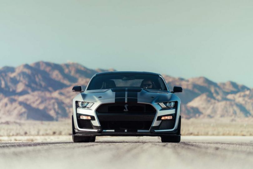 Yeni Ford Mustang Shelby GT500 - 2020