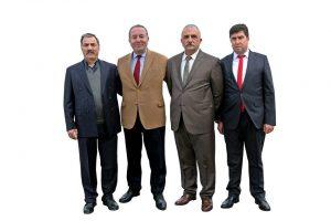 Sungurlu Belediye Başkanı ve İYİ Parti Belediye Başkan Adayı Abdulkadir Şahiner, belediye ve il genel meclis üyesi adaylarını tanıttı. | Sungurlu Haber