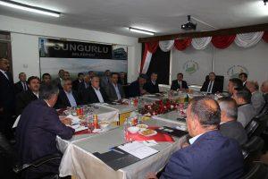 Sungurlu'da, 31 Mart Mahalli İdareler Seçimlerinin ardından Sungurlu Belediyesi ilk meclis toplantısını gerçekleştirdi. | Sungurlu Haber