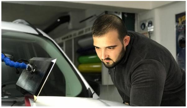 Çeyrek asırlık otomotiv sektör tecrübesiyle, işletmeciliğini Fatih KANKURDAN'ın üstlendiği, ERK Araç Koruma Kaplama Yenileme firması, Ekim ayında bünyesine kattığı, AUTO LIFE CENTER – ALC Çorum Yetkili Servis Merkezliği ile birlikte, ürün ve hizmetleri çerçevesinde, Dolu Hasarları Onarımı, Boyasız Göçük Düzeltme işlemleriyle de hizmetinizde. | Sungurlu Haber