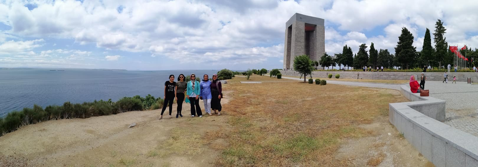 Bayanlar Çanakkale'yi Gezdi » Sungurlu Haber