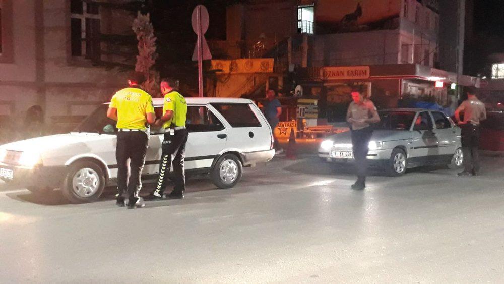 Polisten Trafik Denetimi » Sungurlu Haber