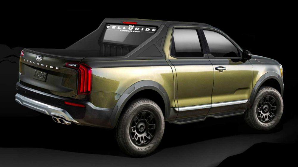 Güney Koreli otomobil üreticisi Kia, Ford ve Toyota gibi rakip markaların orta boyutlu pick-up modellerine gözünü dikmiş durumda. | Sungurlu Haber