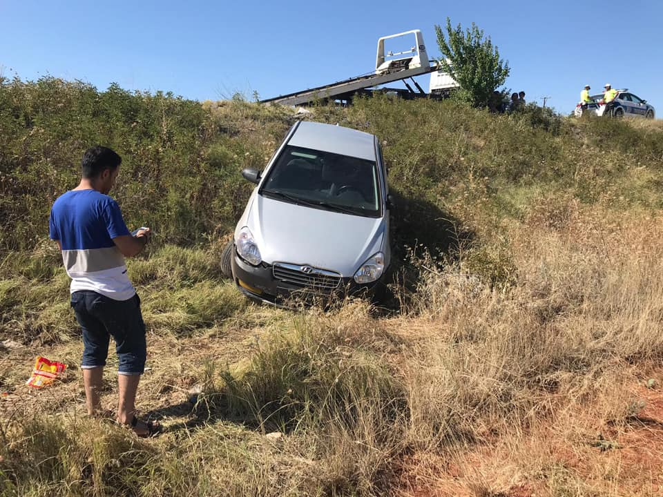 Sungurlu'da meydana gelen kazada ölen yada yaralanan olmazken, araçta maddi hasar meydana geldi. | Sungurlu Haber