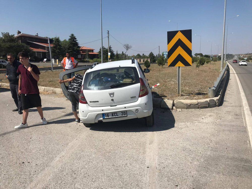 Sungurlu'da meydana gelen üç ayrı kazada toplam 7 kişi yaralandı. | Sungurlu Haber