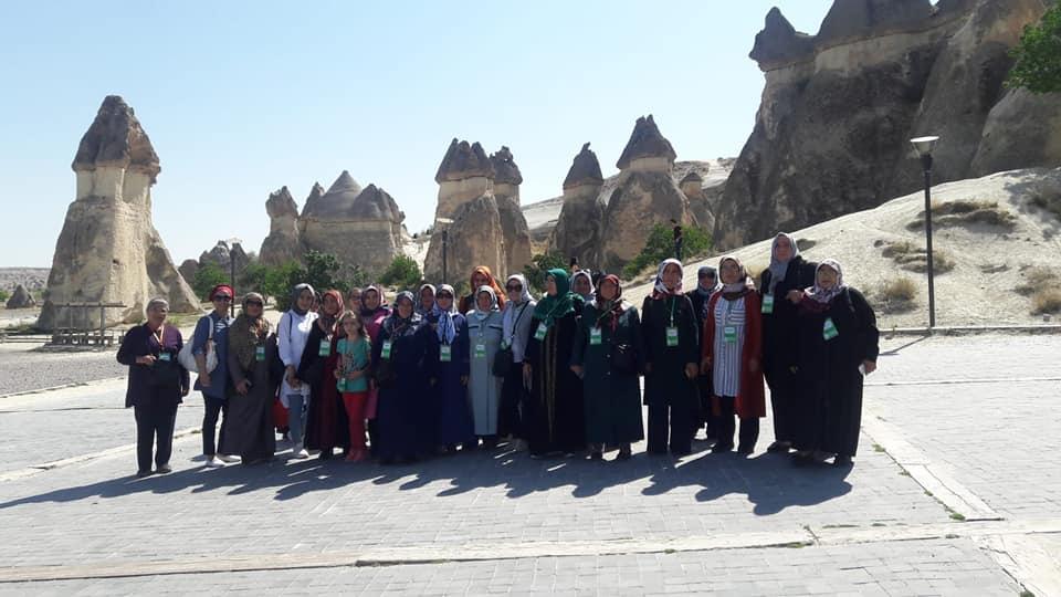 Bayanlar Nevşehir'i Gezdi » Sungurlu Haber