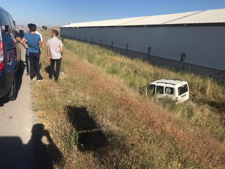 İki ayrı kaza : 1 ölü, 3 yaralı » Sungurlu Haber