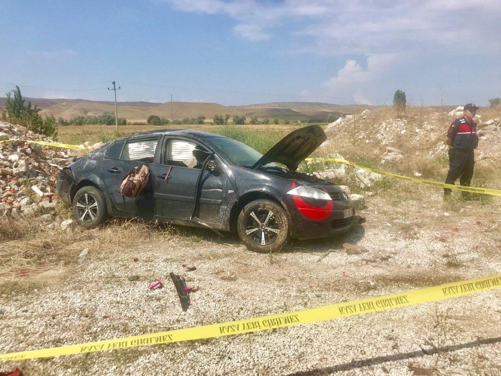 Kazada 1 ve 9 yaşında 2 çocuk hayatını kaybetti   Sungurlu Haber