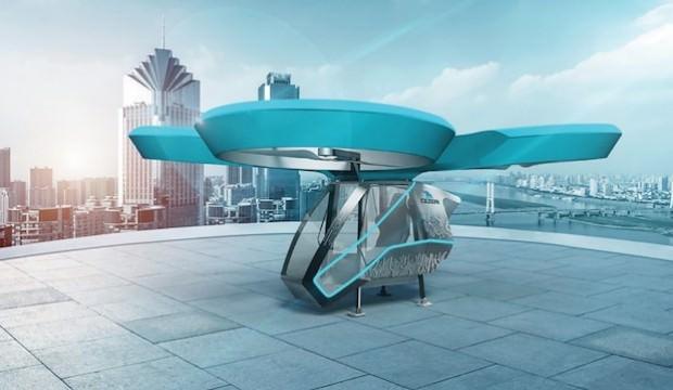 Bayraktar'dan Milli Uçan Araba Müjdesi » Sungurlu Haber